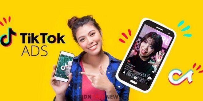 pasang TikTok ads - idntechnews.com
